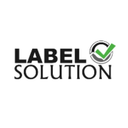 label solution